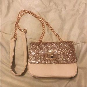 Rose Gold Bag